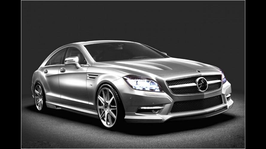 Bis zu 333 PS: Carlsson tunt den Mercedes CLS