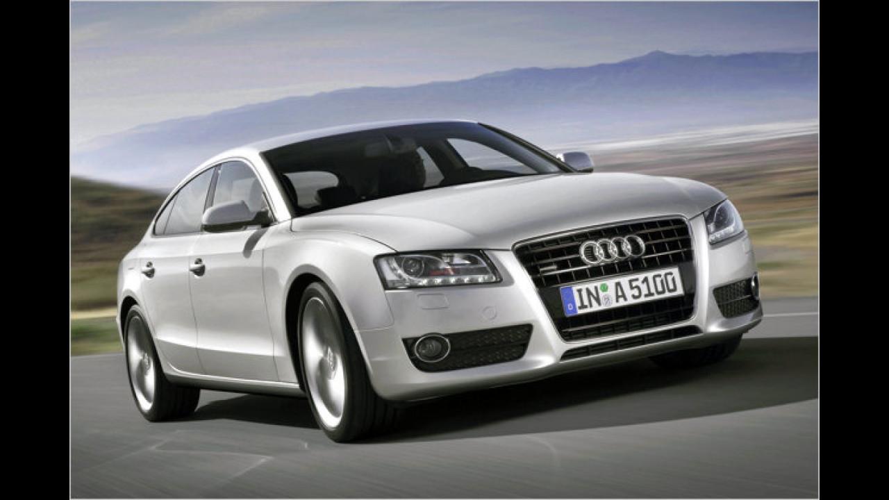 Audi A5 Sportback 2.0 TDI quattro