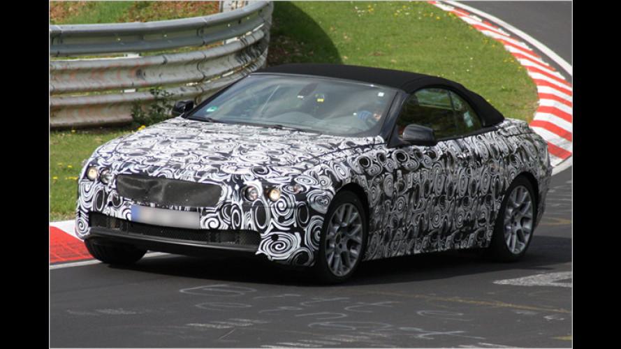 Erwischt: Der neue BMW 6er dreht erste Runden