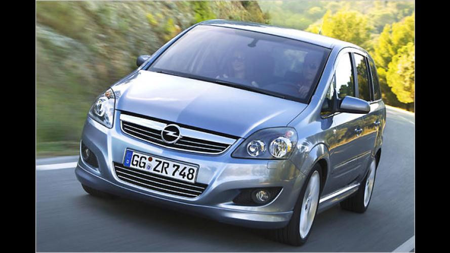 CNG-Power: Opel kündigt Erdgasmotor mit Turbolader an