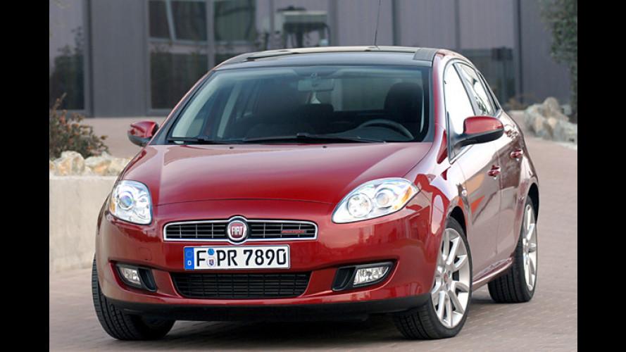 Fiat Bravo: Neue sportliche Ausstattungslinie Linea Sportiva