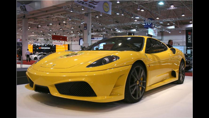 Essen 2009: Mythos Ferrari