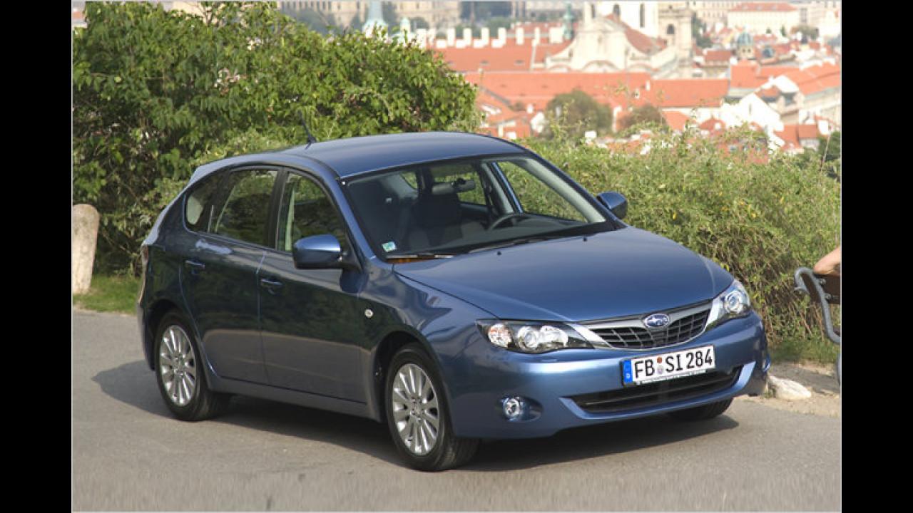 Subaru Impreza 1.5R Active