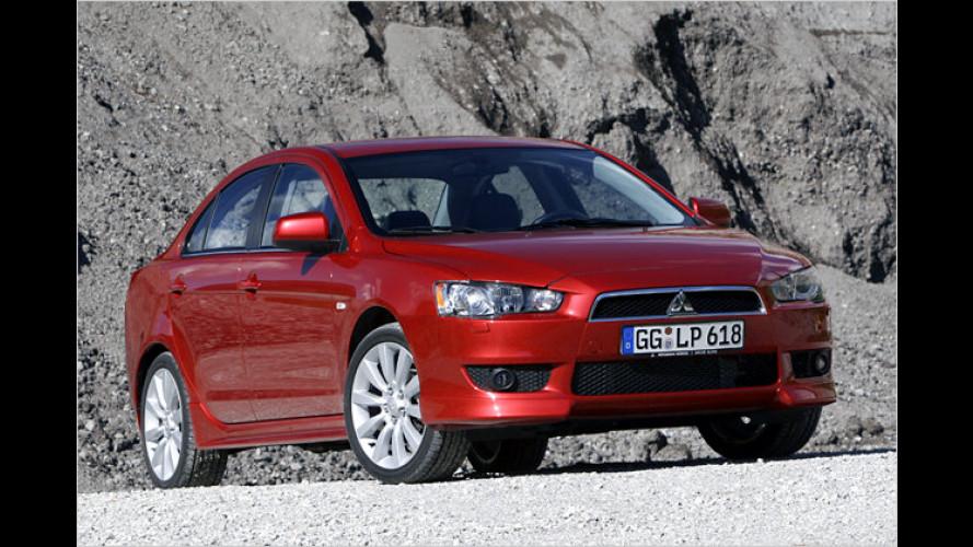 Bis zu 5.700 Euro billiger: Mitsubishi präsentiert Xtra-Modelle