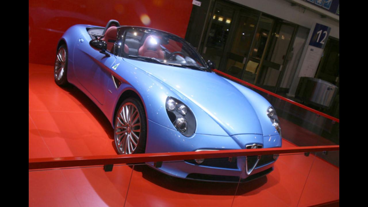 Alfa 8C Competizione Spider