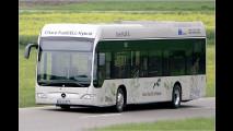 Brennstoffzellen-Bus