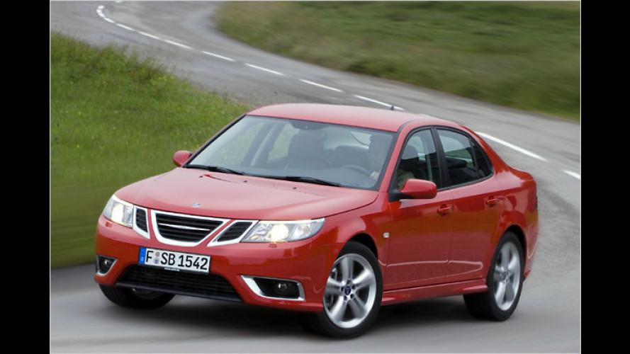 Unter Druck: Saab modifiziert sein Modellprogramm