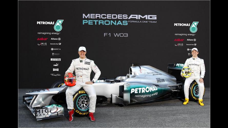 Michael Schumacher: Formel-1-Abschied einer Legende