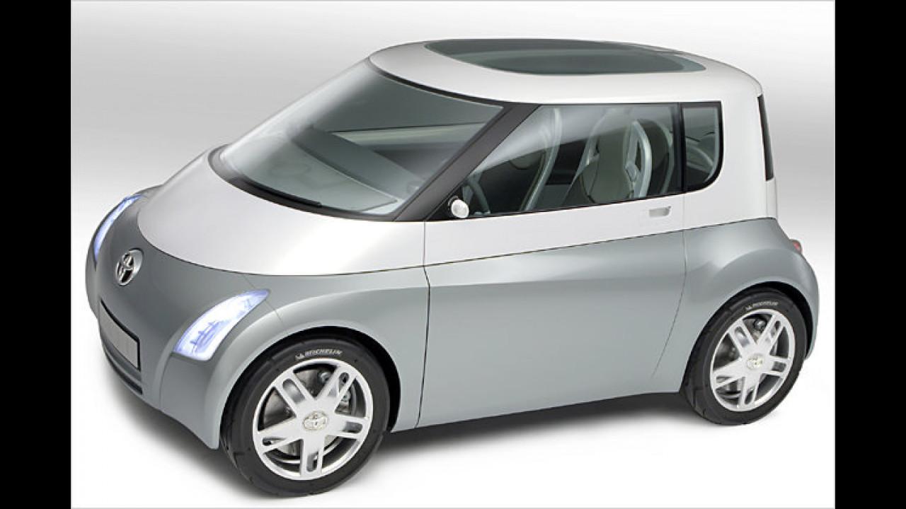 Aus dem Toyota Endo ...