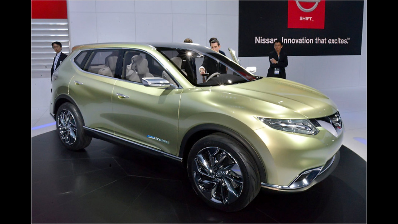 Nissan HiCross Concept