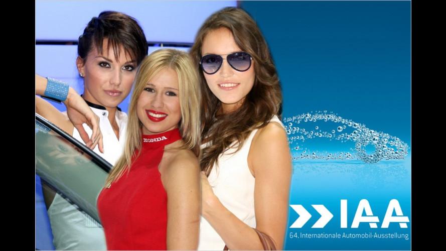 IAA 2011: Das sind die heißen Girls der Messe