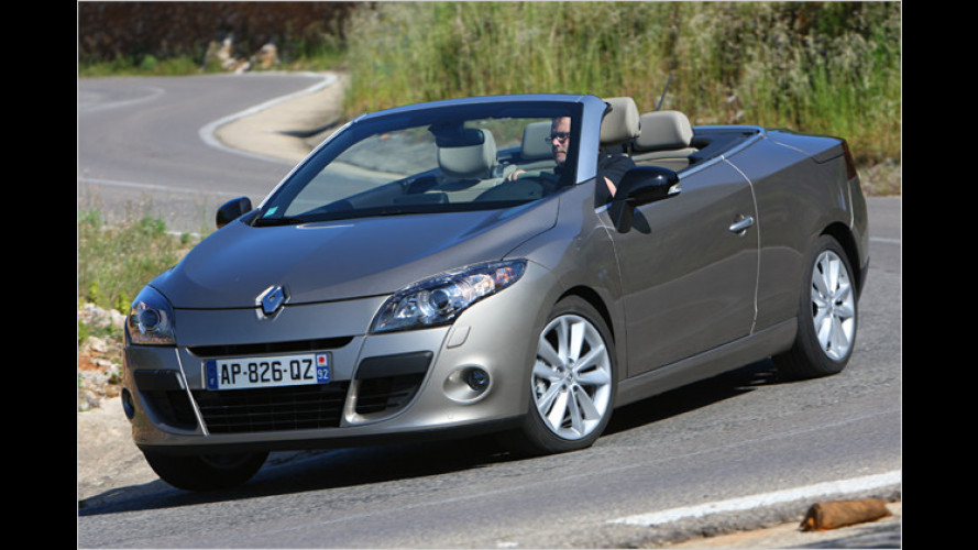 Renault Mégane Coupé-Cabriolet: Erfrischter Franzose