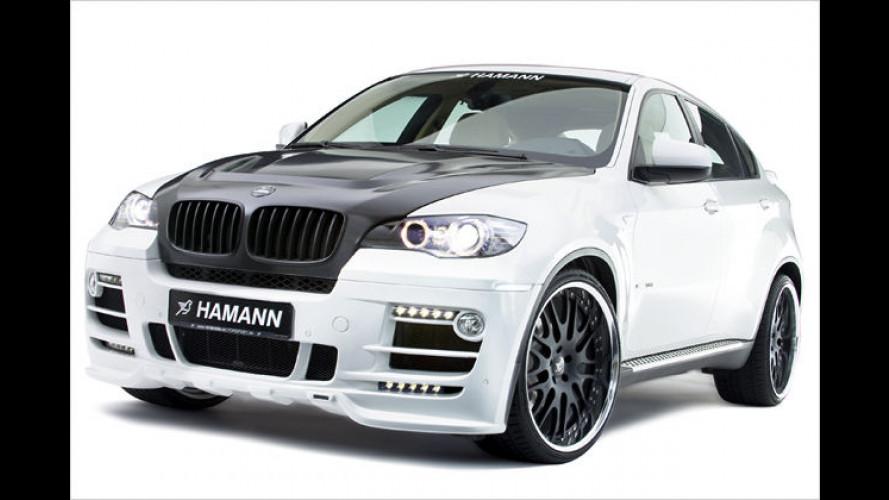 Hamann: Tuning für das SUV-Coupé von BMW