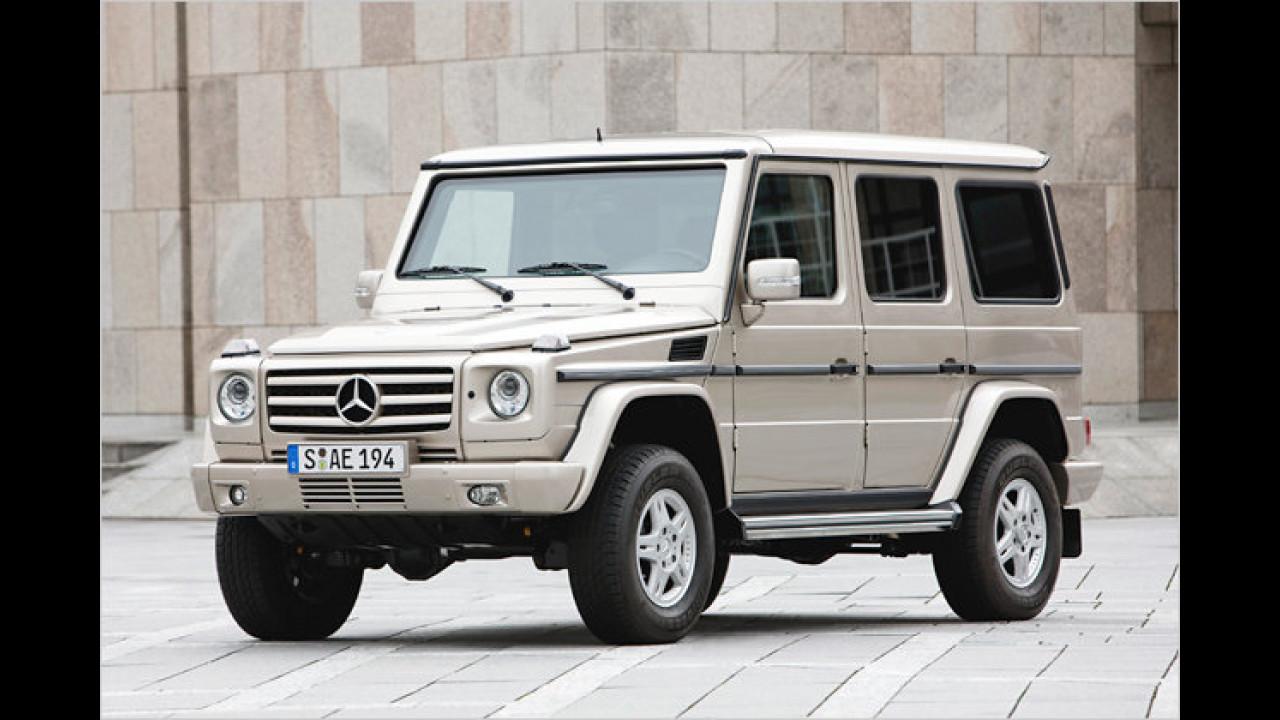 Mercedes G Guard