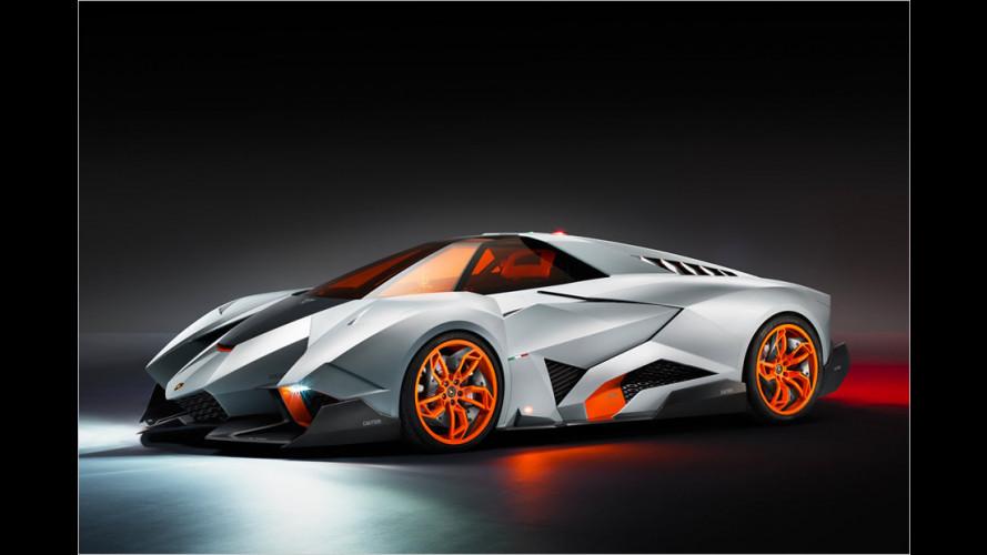 Lamborghini beschenkt sich mit dem Egoista