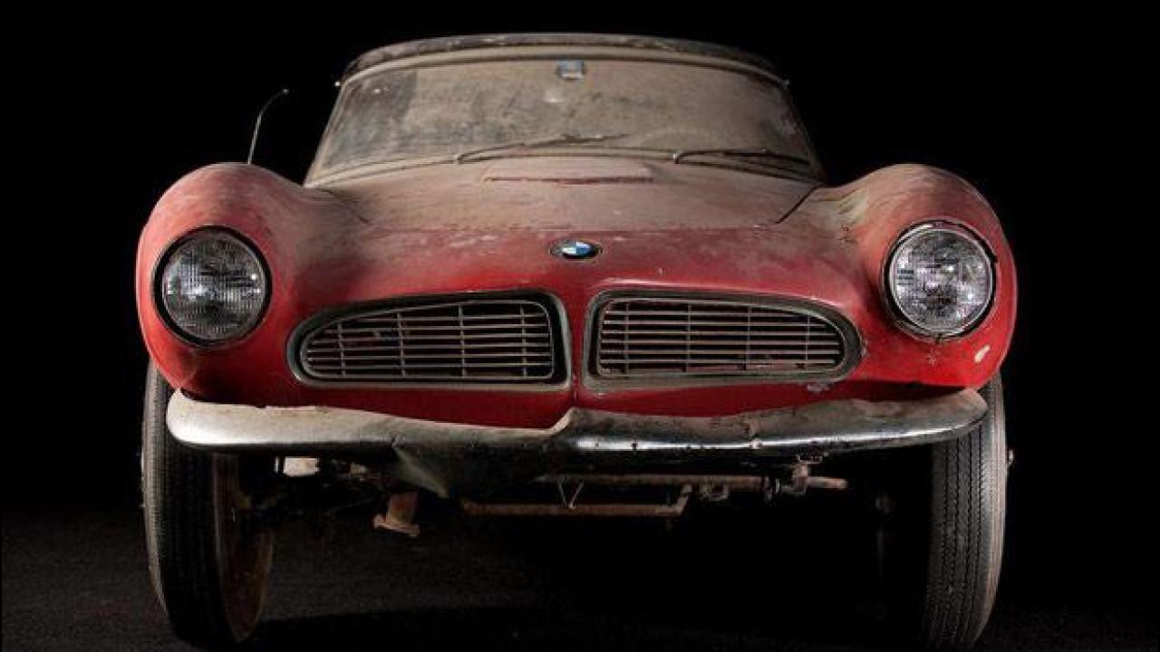 [Copertina] - BMW vuole restaurare la 507 di Elvis Presley