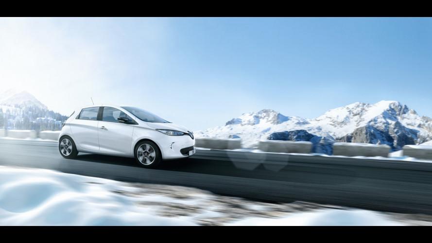 Auto elettrica, Renault ed ENEL danno il via alla