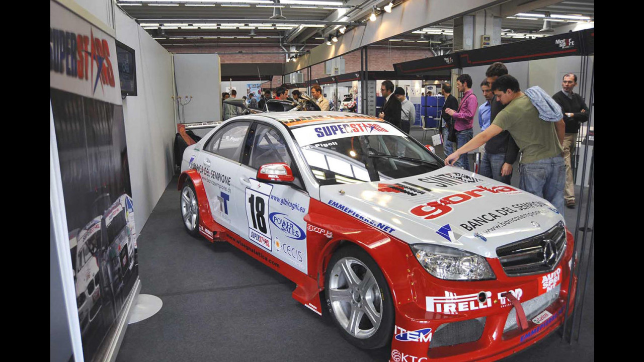 Motorsport ExpoTech 2009