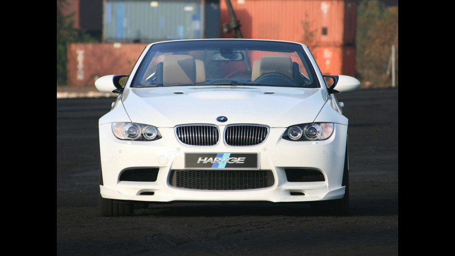 Kit aerodinamico Hartge per BMW M3