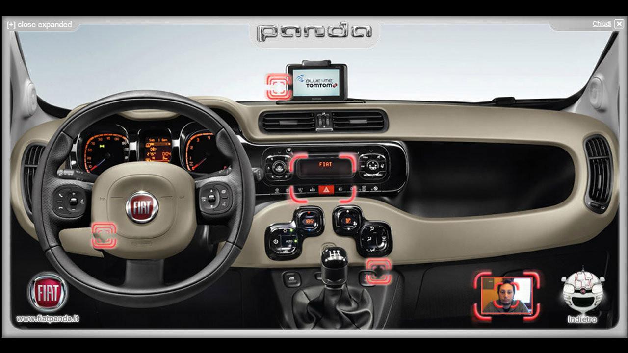 La nuova Fiat Panda su YouTube con il