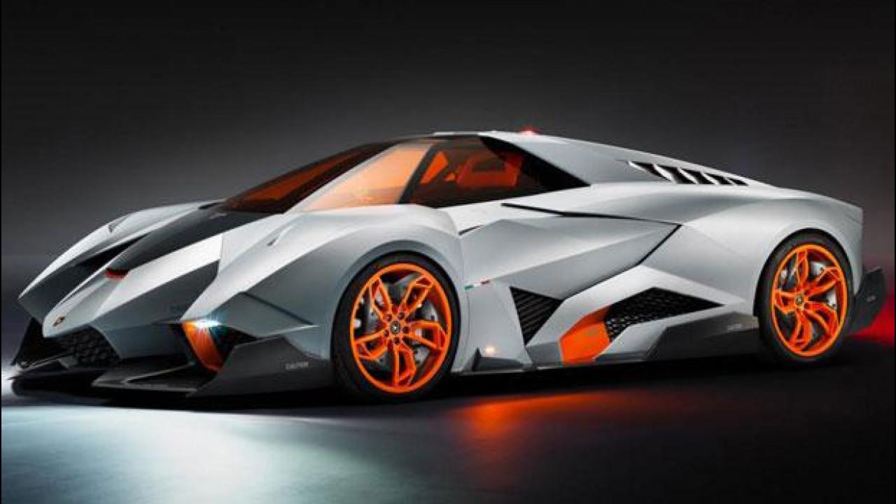[Copertina] - Lamborghini Egoista concept