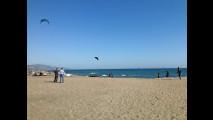 Kitesurf sul Golfo di Gaeta