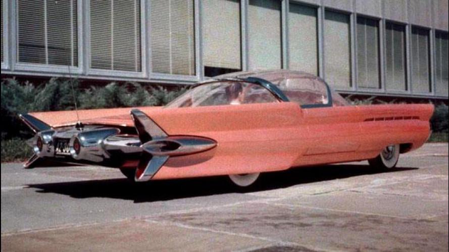 I prototipi Ford degli anni '50, il passato vive ancora oggi