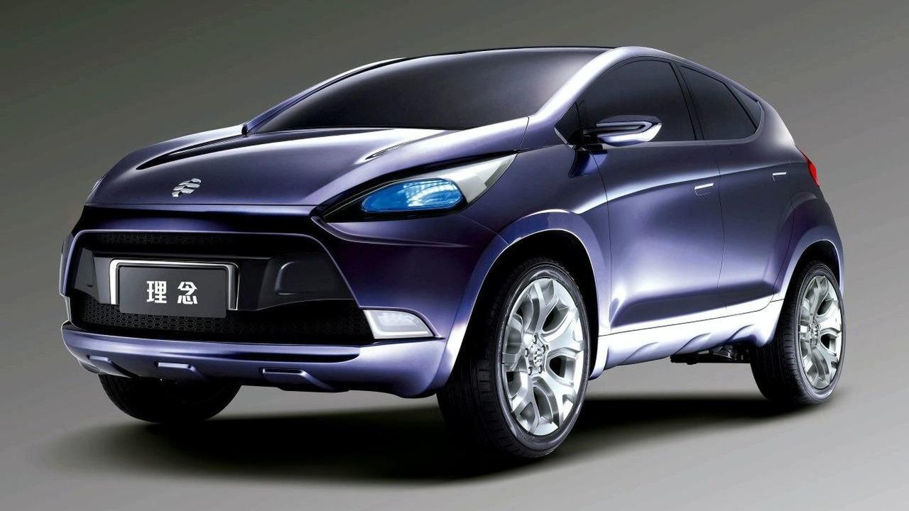 Guangzhou Honda's new Li Nian Concept