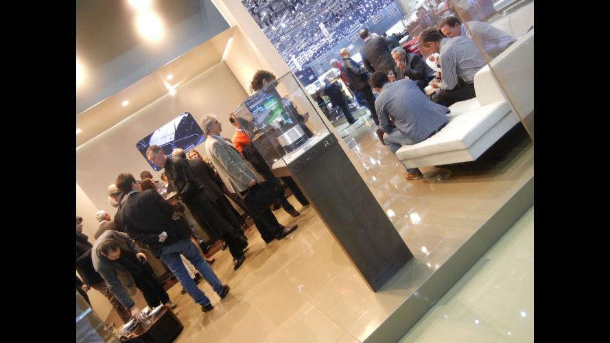 L'orologio Maserati Bulgari al Salone di Ginevra