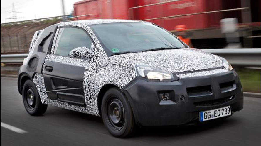 """Opel Adam, il vero nome della """"Junior"""""""