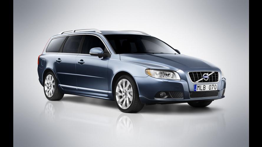 Volvo: arriva il turbodiesel da 136 CV