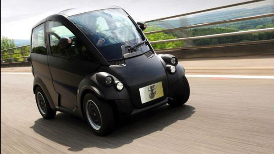 Gordon Murray T.25, il primo test drive