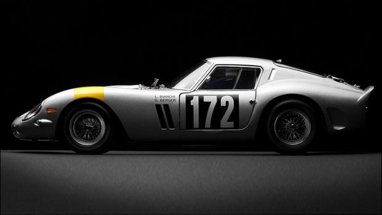 [Copertina] - Ferrari F12berlinetta omaggia il Tour de France del 1964