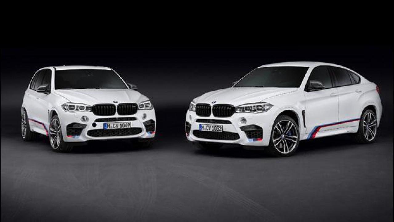 [Copertina] - BMW X5 M e X6 M, sempre più cattive con M Performance Parts