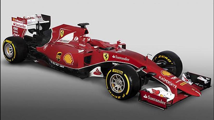 Ferrari SF15-T, su il sipario!