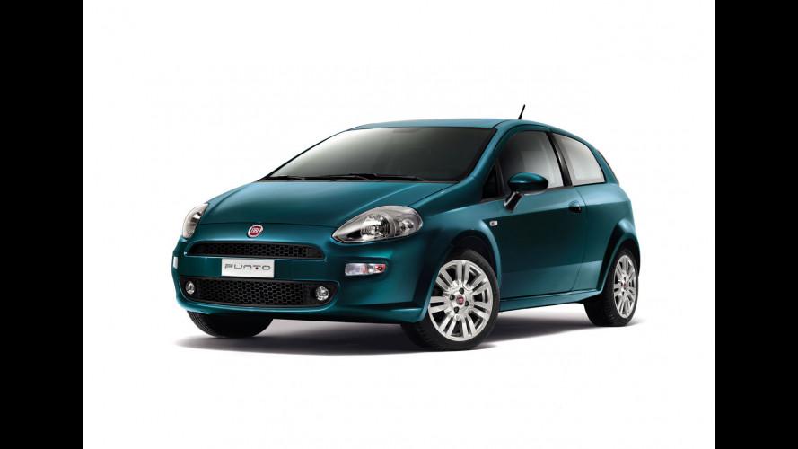 Fiat Punto 2012: i prezzi
