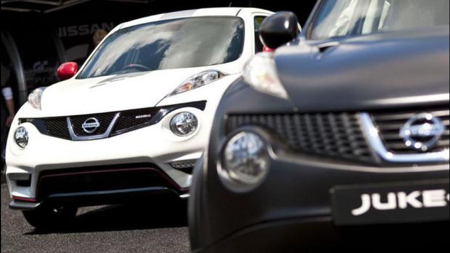 Nissan trasfroma Juke in discoteca e la battezza
