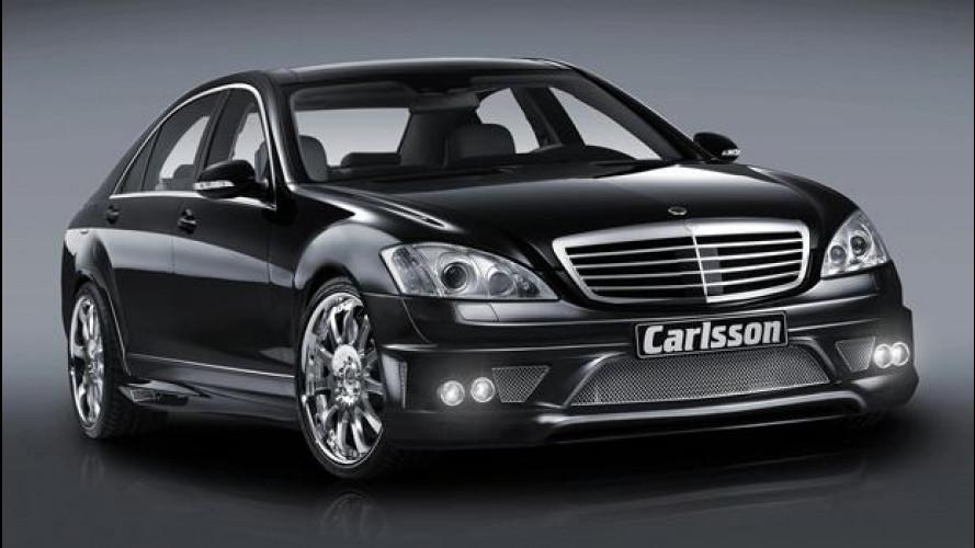 I cinesi hanno comprato Carlsson Autotechnik