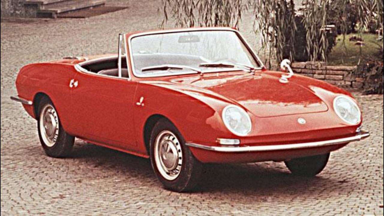 [Copertina] - 100 anni di Bertone al Museo Nazionale dell'Automobile di Torino
