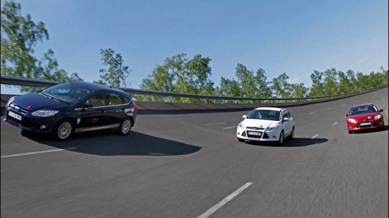 [Copertina] - Ford Focus EcoBoost 1.0: la più veloce fra le