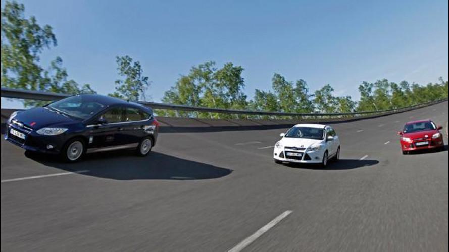 """Ford Focus EcoBoost 1.0: la più veloce fra le """"under 1 litro"""""""