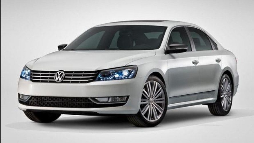 [Copertina] - Volkswagen Passat Performance Concept