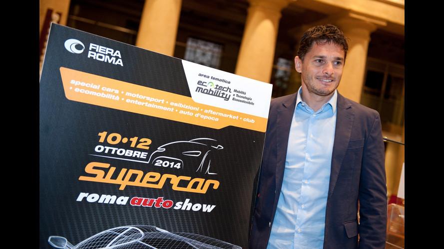 Supercar show, l'automobile da spettacolo nella Capitale
