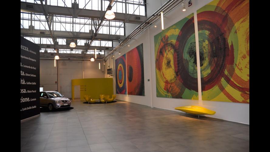 Lancia New Ypsilon: anteprima virtuale