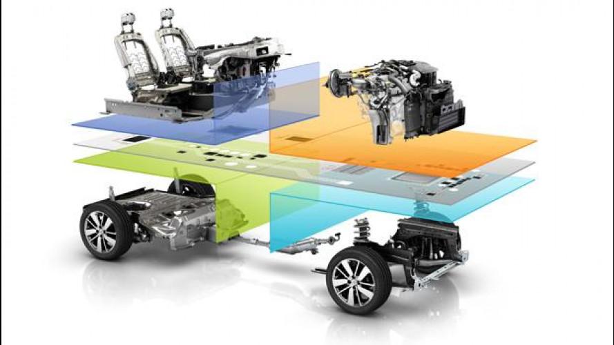 Renault-Nissan ottimizza la produzione con il Common Module Family (CMF)