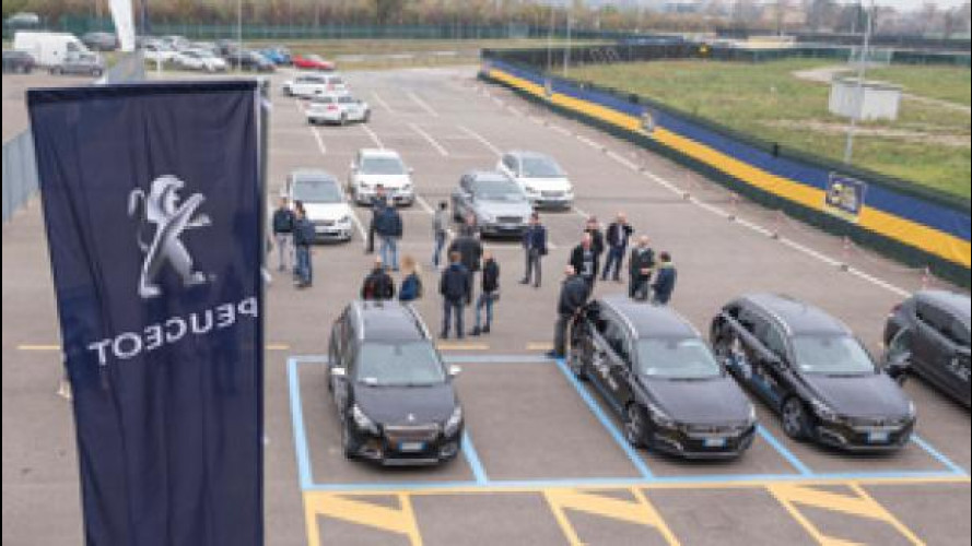 Peugeot Professional Driving Experience