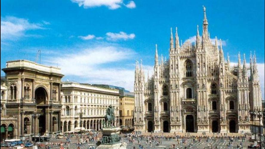 L'Area C ha fatto diminuire lo smog a Milano