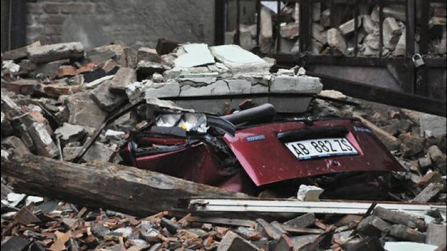 """Terremoto in Emilia: non ci sarà l'accisa """"sulla disgrazia"""""""