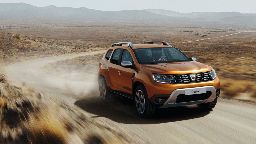 2018 Dacia Duster Goes Official With Evolutionary Design