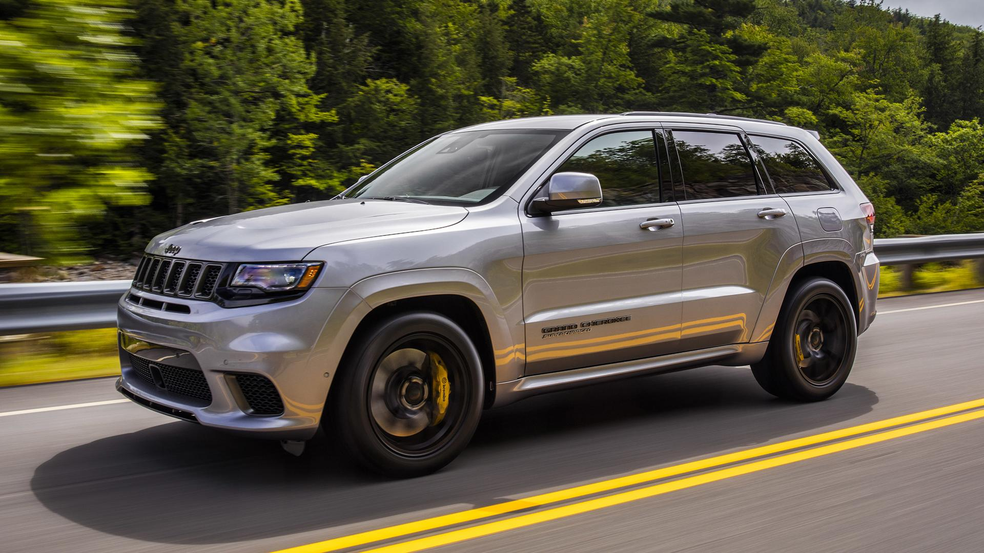 Jeep Grand Cherokee Trackhawk News and Reviews | Motor1.com